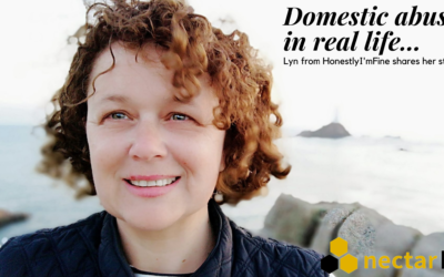 In real life: Lyn's domestic abuse survivor story
