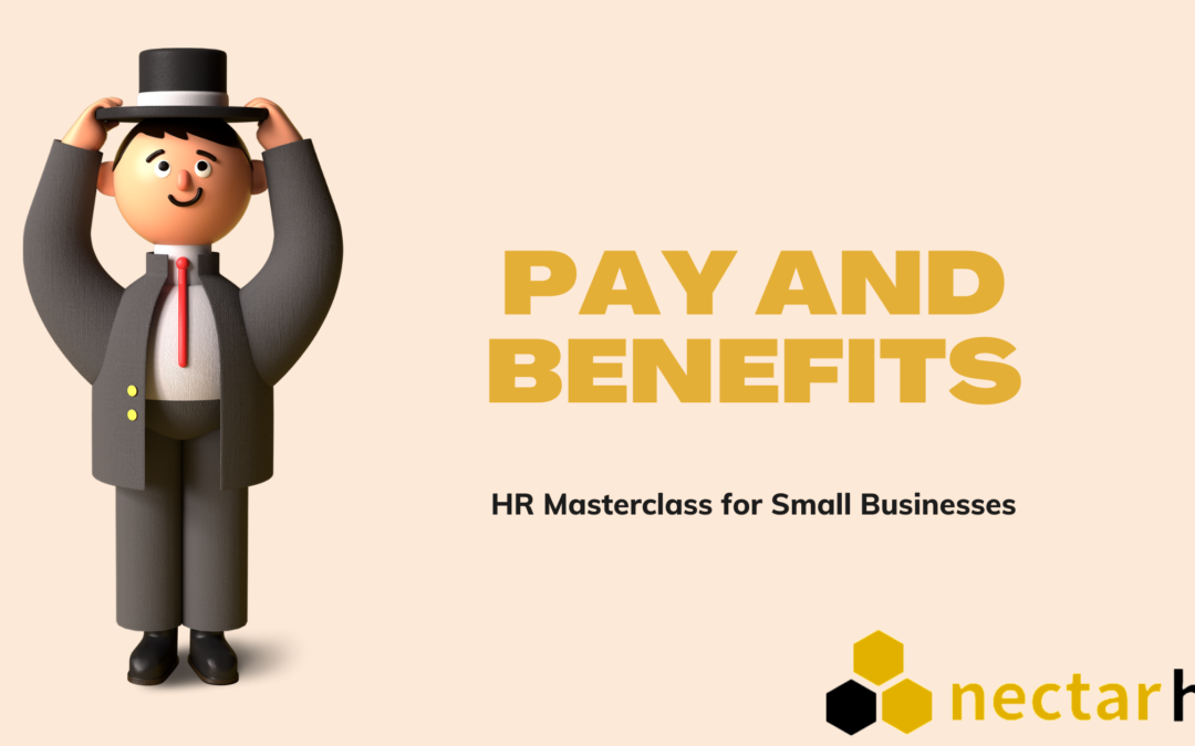Small Business HR Masterclass Pay and Benefits